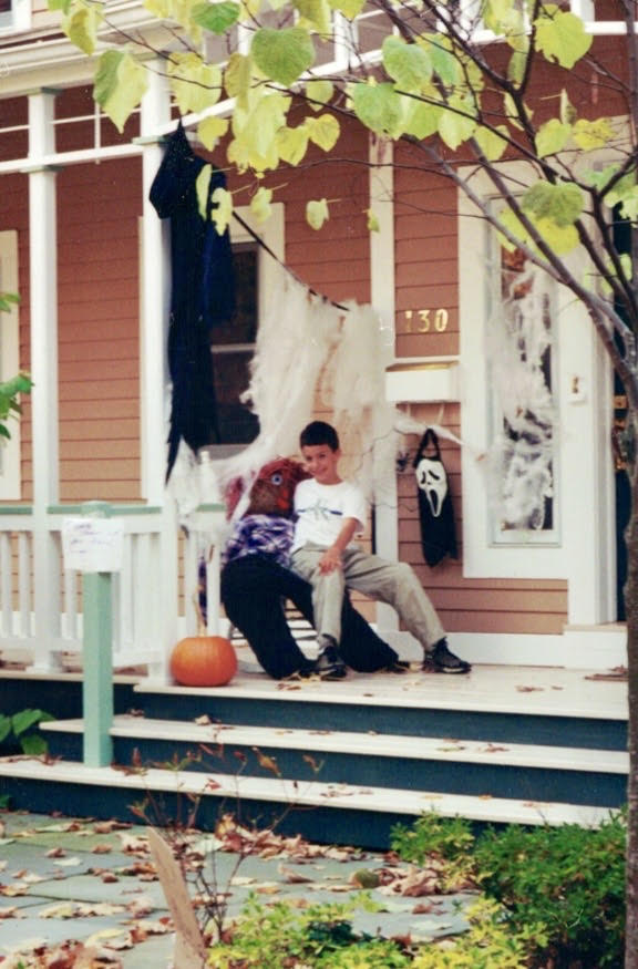 ben halloween hillcrest