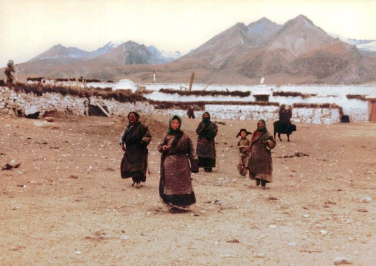 tibetan mountain mothers